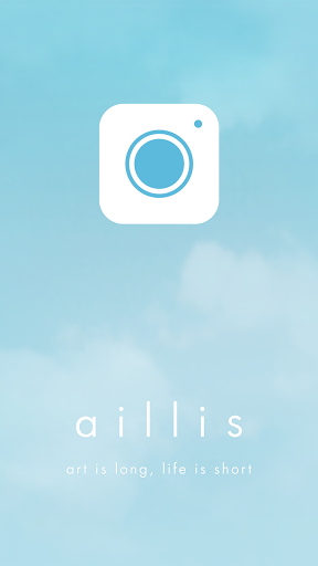 Скриншот ​aillis (formerly LINE camera) для Android
