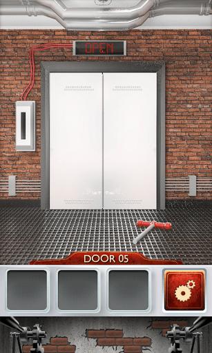 Скриншот 100 Doors 2 для Android