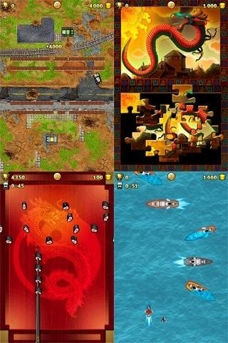 Скриншот 101-in-1 Games для Android