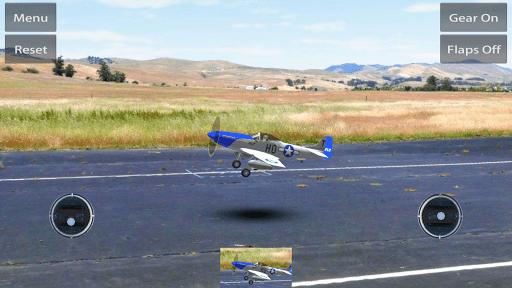 Скриншот Absolute RC Simulator для Android
