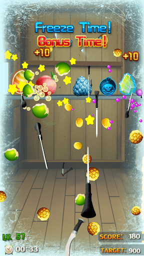 Скриншот Fruit Smash для Android