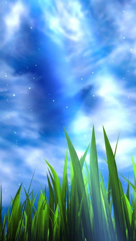 Скриншот 3D Grass для Android
