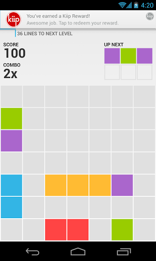 Скриншот 7×7 — Best Color Strategy Game для Android