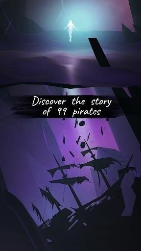Скриншот 99 мёртвых пиратов для Android