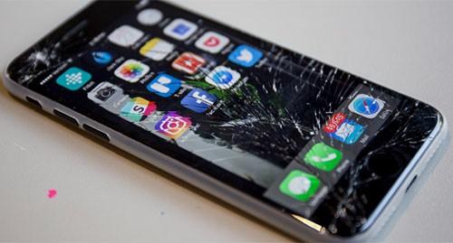 Как поменять дисплей на Айфон 7