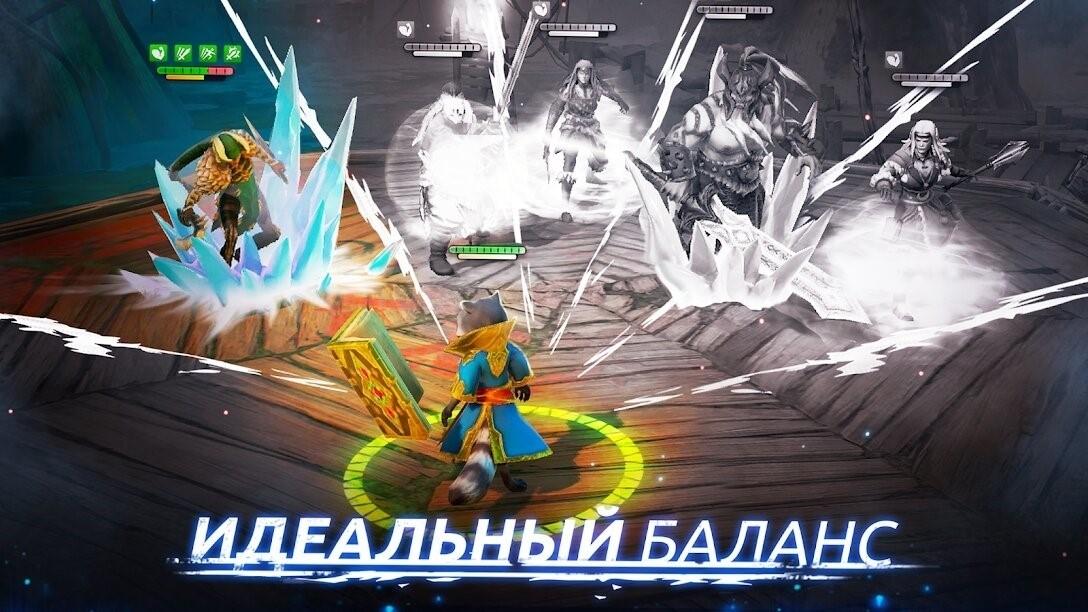 Скриншот Age of Magic для Android
