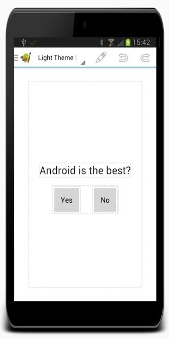 Скриншот AIDE — IDE for Android Java для Android