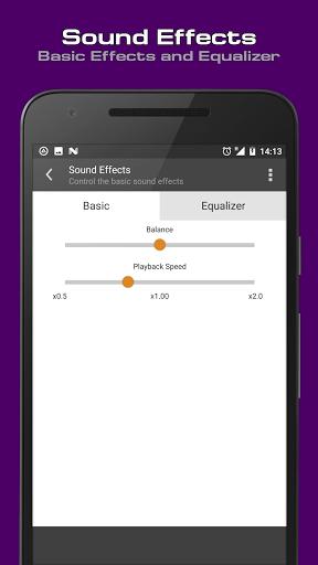Скриншот AIMP для Android