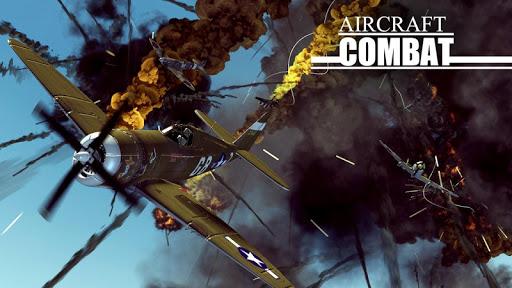 Скриншот Aircraft Combat 1942 для Android