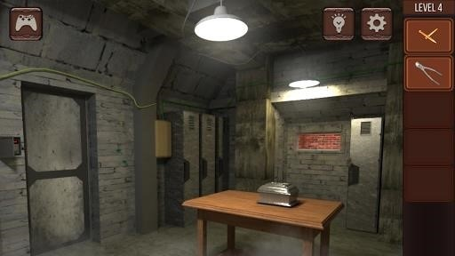 Скриншот Alcatraz Escape для Android