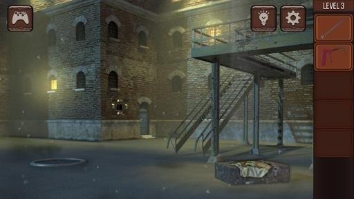 Скриншот Alcatraz Escape для Android
