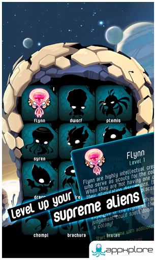 Скриншот Alien Hive для Android