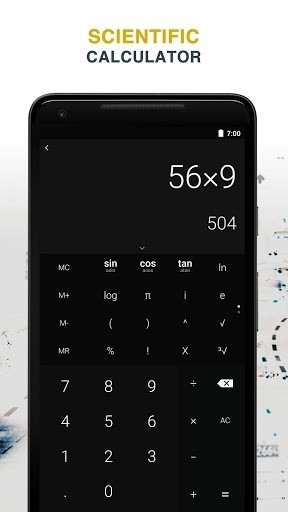 Скриншот All-In-One Calculator для Android