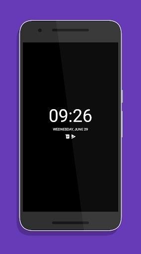 Скриншот Always On AMOLED для Android