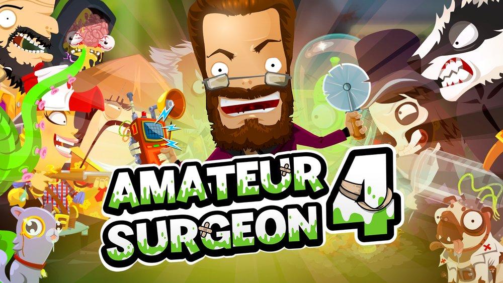 Скриншот Amateur Surgeon 4 для Android