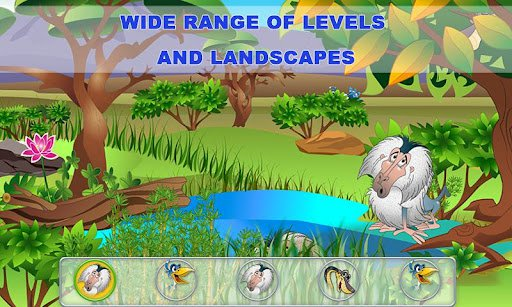 Скриншот Animal Hide and Seek for Kids для Android