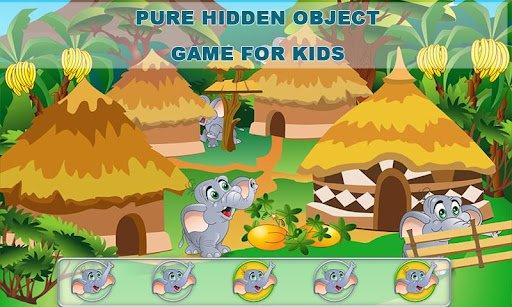 Скриншот Animal Hide and Seek for Kids для Android
