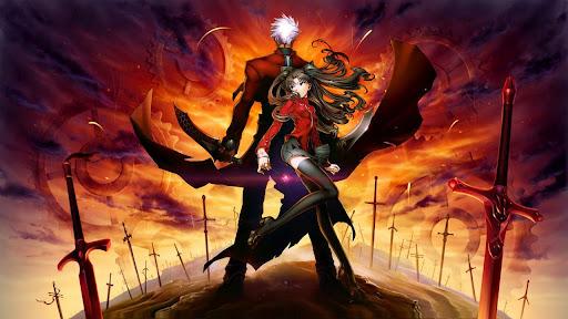 Скриншот Аниме обои / Anime HD Wallpapers для Android