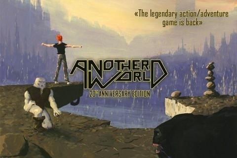 Скриншот Another World для Android
