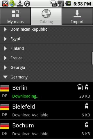 Скриншот Антивирусная защита для Android