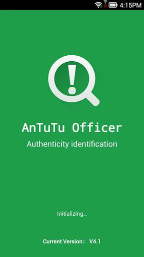 Скриншот AnTuTu Officer для Android