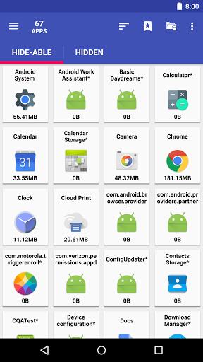 Скриншот App 2 SD (Русская версия) для Android
