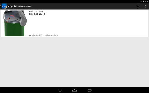 Скриншот Aquarium для Android