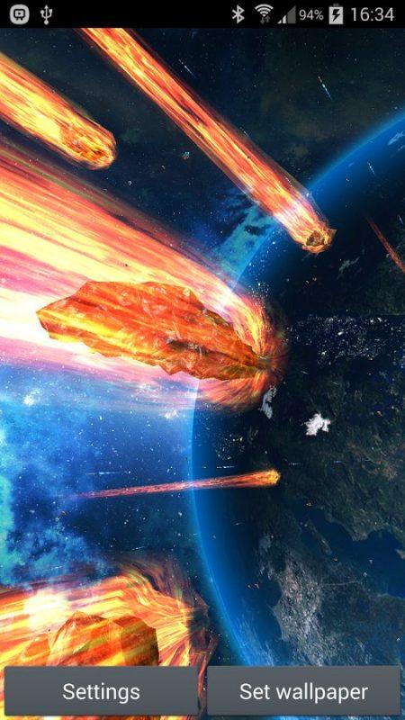 Скриншот Armageddon для Android