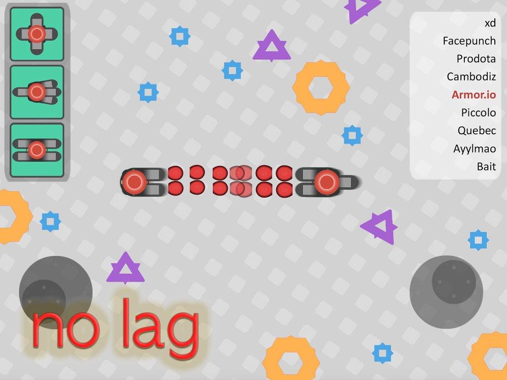 Скриншот Armored для Android