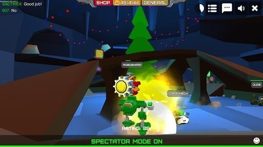 Скриншот Armored Squad: Mechs vs Robots для Android