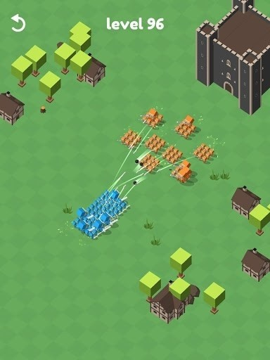 Скриншот Army Clash для Android