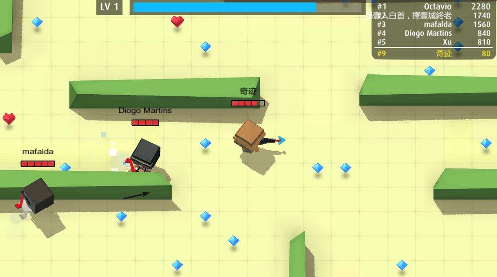 Скриншот Arrow.io для Android