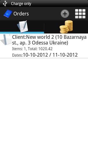 Скриншот Ассистент торговли для Android