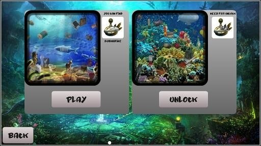 Скриншот Атлантида. Скрытые объекты для Android
