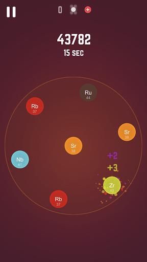 Скриншот Atomas для Android