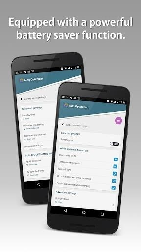 Скриншот Auto Optimizer для Android