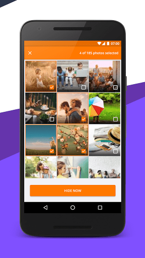 Скриншот Avast! Mobile Security для Android