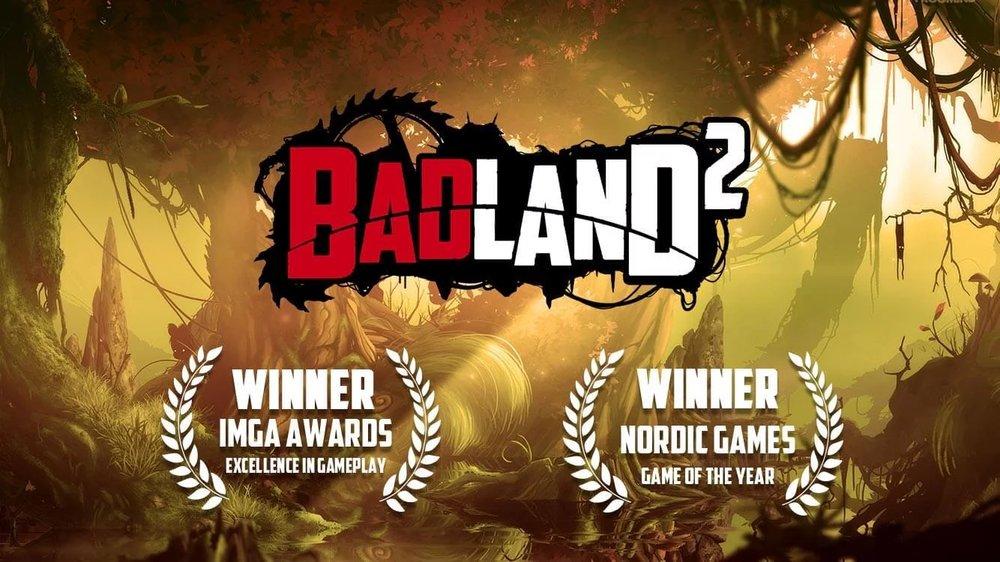 Скриншот Badland 2 для Android