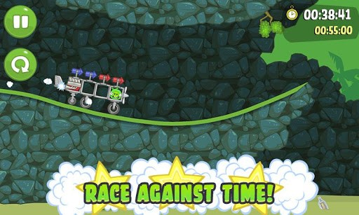 Скриншот Bad Piggies для Android