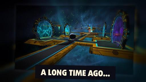 Скриншот Ball Alien для Android