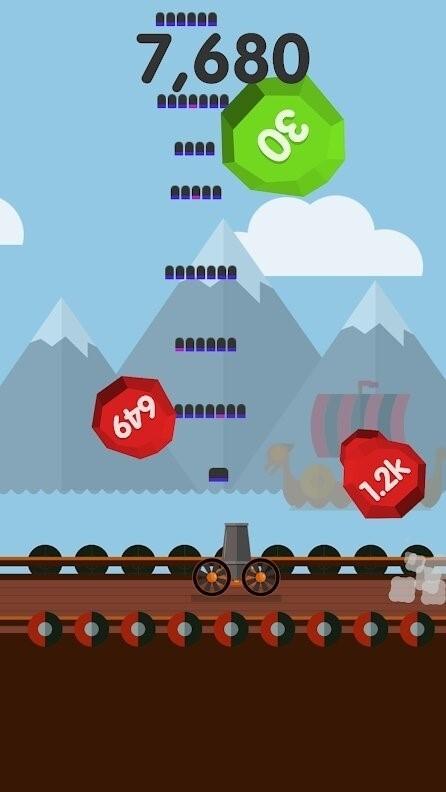 Скриншот Ball Blast для Android