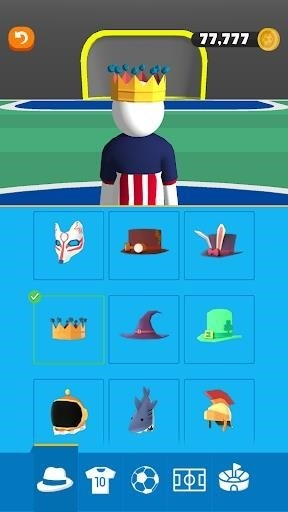 Скриншот Ball Brawl 3D для Android