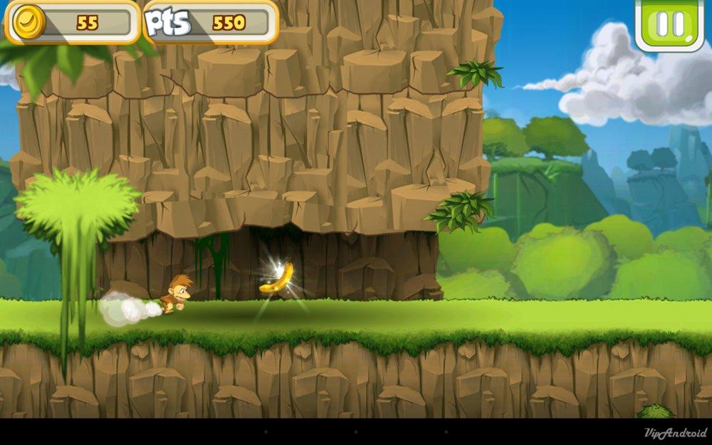 Скриншот Banana Island для Android