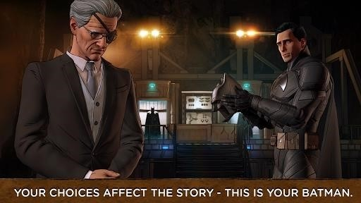 Скриншот Batman: Arkham Underworld для Android