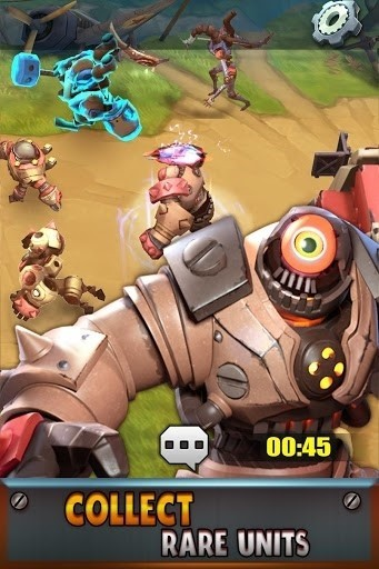 Скриншот Battle Boom для Android