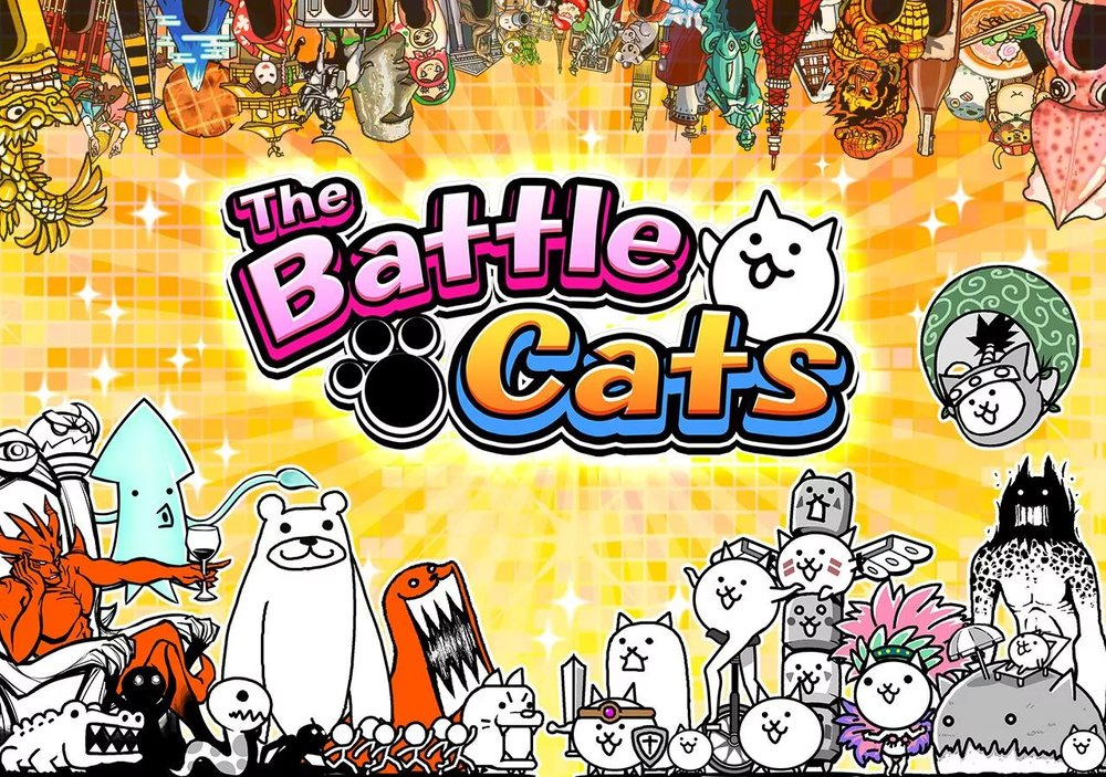 Скриншот Battle Cats для Android