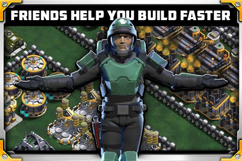 Скриншот Battle Command! для Android