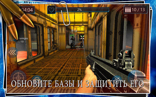 Скриншот Battlefield Combat Nova Nation для Android