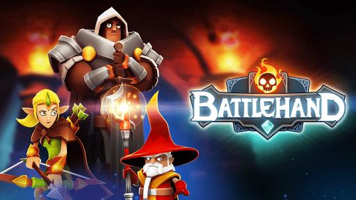 Скриншот BattleHand для Android