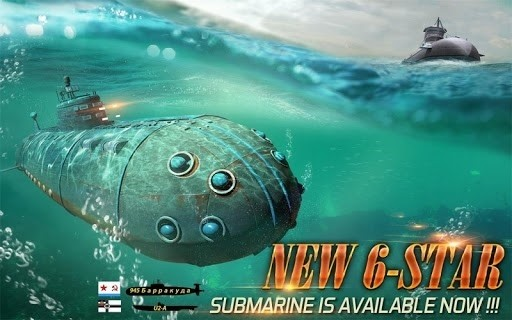 Скриншот Battle Warship Naval Empire для Android